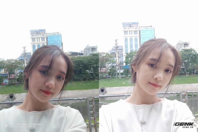 So sánh camera selfie Vsmart Aris Pro và Aris: Phần mềm liệu đủ để bù đắp hạn chế phần cứng? - Ảnh 10.