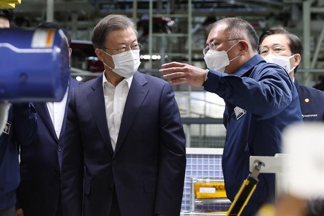 Hàn Quốc lên kế hoạch tổng lực để phát triển xe điện - Ảnh 1.