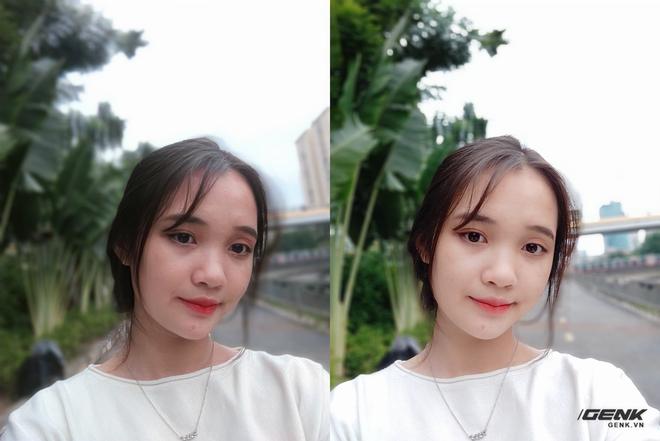 So sánh camera selfie Vsmart Aris Pro và Aris: Phần mềm liệu đủ để bù đắp hạn chế phần cứng? - Ảnh 11.