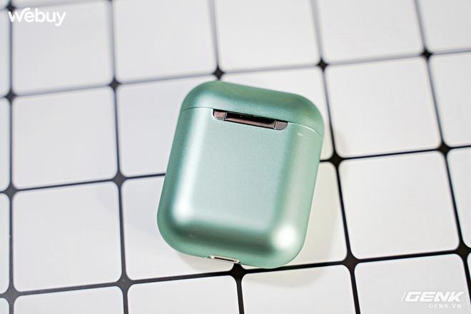 Cẩn thận với tai nghe nhái Airpods: Giống 99%, cả tá màu siêu đẹp, giá vài chục nghìn, dùng siêu dở mà vẫn có hàng trăm lượt đánh giá 5 sao - Ảnh 10.