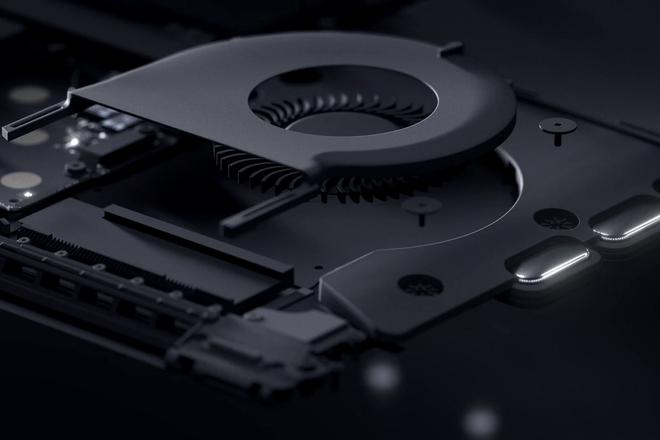 Khác biệt lớn nhất giữa MacBook Air và MacBook Pro mới chính là chiếc quạt - Ảnh 1.