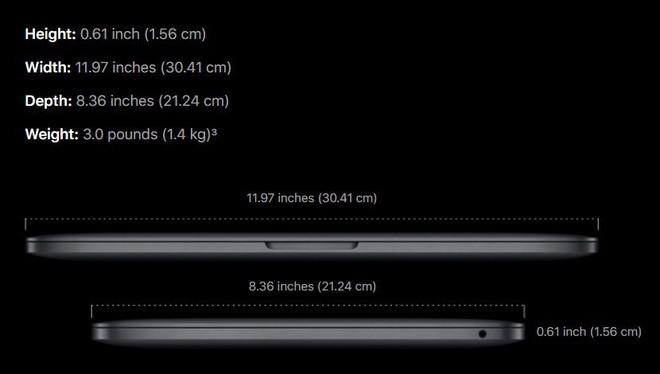 Khác biệt lớn nhất giữa MacBook Air và MacBook Pro mới chính là chiếc quạt - Ảnh 3.