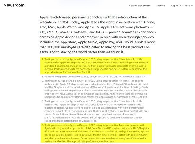 Đừng để Apple che mắt: Sự thật việc MacBook Air mới nhanh hơn 98% laptop cá nhân - Ảnh 2.