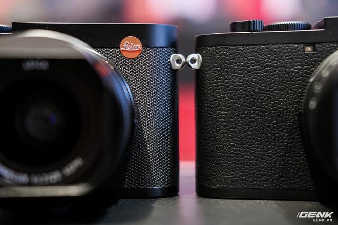 Trên tay Leica Q2 Monochrom đầu tiên tại Việt Nam: Phiên bản chỉ dành cho tín đồ đen trắng, loại bỏ logo chấm đỏ, chi tiết da bọc và lớp sơn được thay đổi, giá 155 triệu đồng - Ảnh 5.