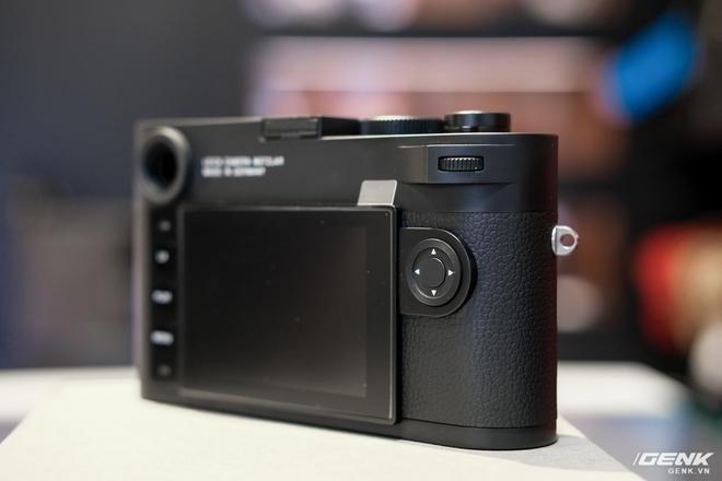 Trên tay Leica Q2 Monochrom đầu tiên tại Việt Nam: Phiên bản chỉ dành cho tín đồ đen trắng, loại bỏ logo chấm đỏ, chi tiết da bọc và lớp sơn được thay đổi, giá 155 triệu đồng - Ảnh 19.