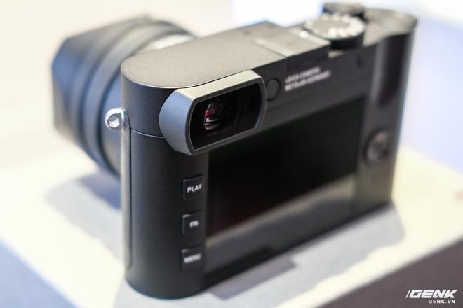 Trên tay Leica Q2 Monochrom đầu tiên tại Việt Nam: Phiên bản chỉ dành cho tín đồ đen trắng, loại bỏ logo chấm đỏ, chi tiết da bọc và lớp sơn được thay đổi, giá 155 triệu đồng - Ảnh 10.