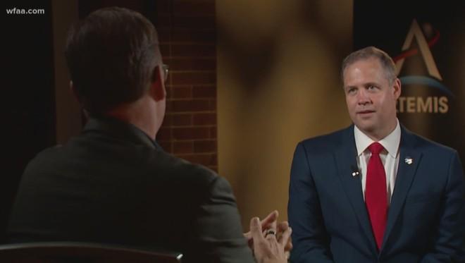 Giám đốc NASA muốn từ chức nếu Biden đắc cử Tổng thống Mỹ - Ảnh 2.