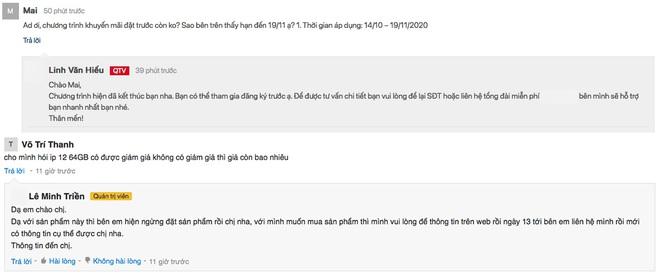 Nhà bán lẻ Việt Nam ngừng nhận cọc iPhone 12 - Ảnh 1.
