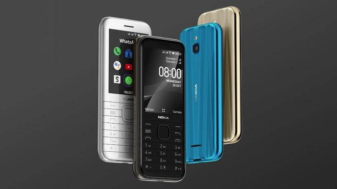 Nokia 6300 và Nokia 8000 hồi sinh với thiết kế mới, hỗ trợ 4G, giá lên tới 2.2 triệu đồng - Ảnh 3.