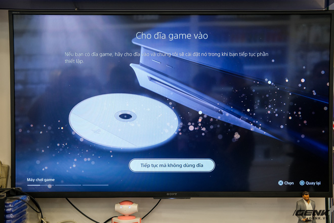 Cận cảnh PlayStation 5 đầu tiên vừa về Việt Nam, giá 34.5 triệu đồng - Ảnh 11.