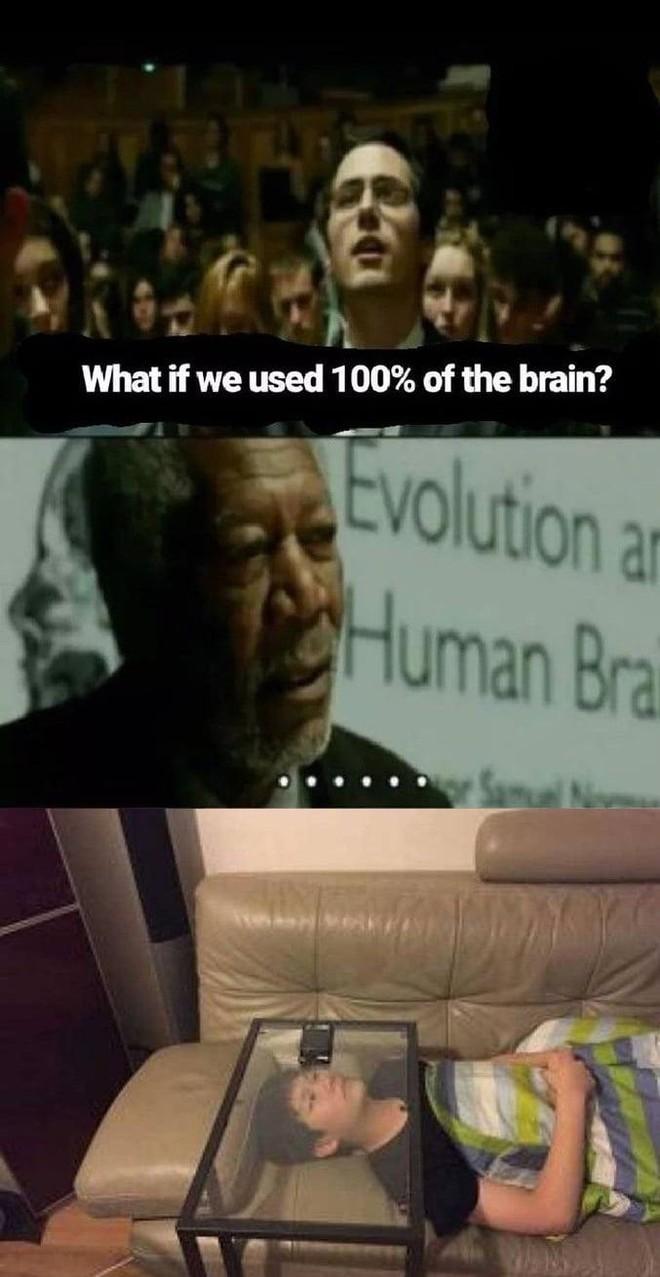 Sự thật về khẳng định con người chỉ dùng 10% sức mạnh não bộ - Ảnh 3.