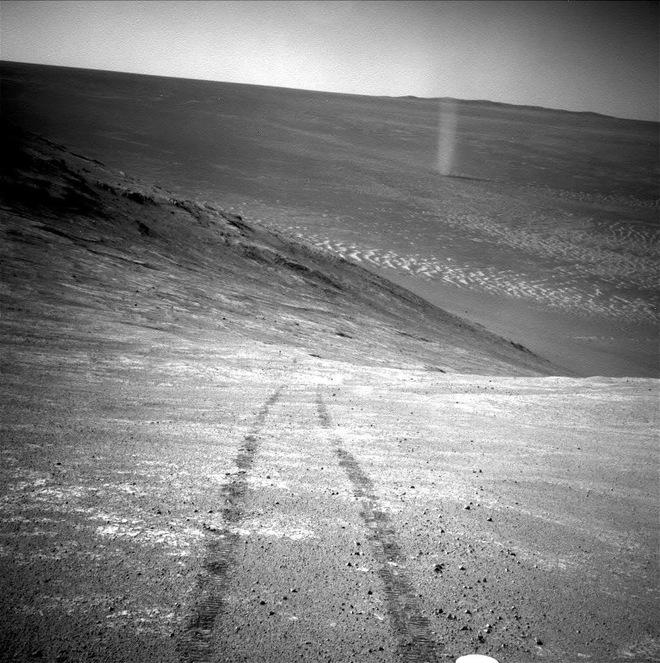 Các nhà khoa học cuối cùng cũng biết điều gì đã xảy ra với nước trên sao Hoả - Ảnh 3.