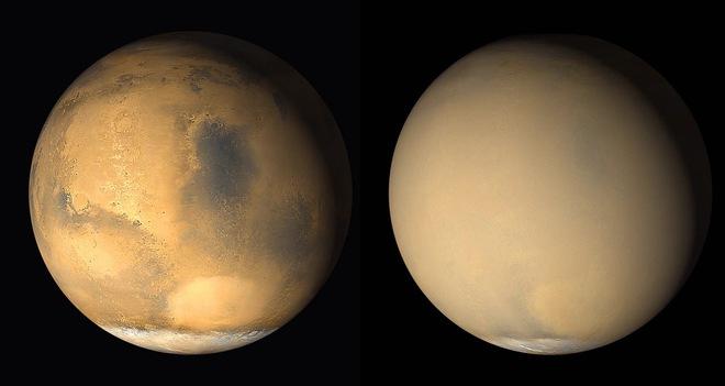 Các nhà khoa học cuối cùng cũng biết điều gì đã xảy ra với nước trên sao Hoả - Ảnh 2.