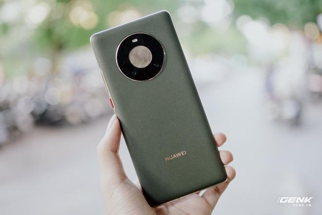 Chi tiết Huawei Mate40 Pro: Chiếc máy Android tốt nhất, nhưng...? - Ảnh 3.