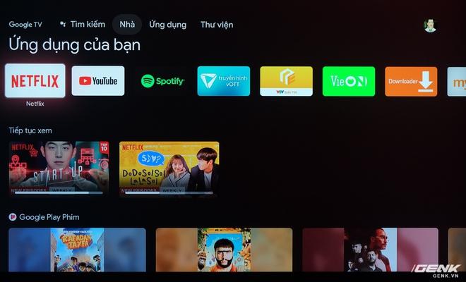 Trên tay Chromecast with Google TV: Kẻ huỷ diệt Android box, giá 1.5 triệu đồng - Ảnh 10.