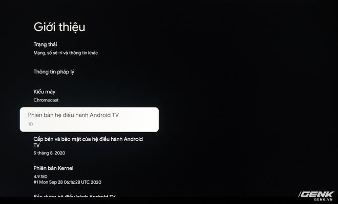 Trên tay Chromecast with Google TV: Kẻ huỷ diệt Android box, giá 1.5 triệu đồng - Ảnh 18.
