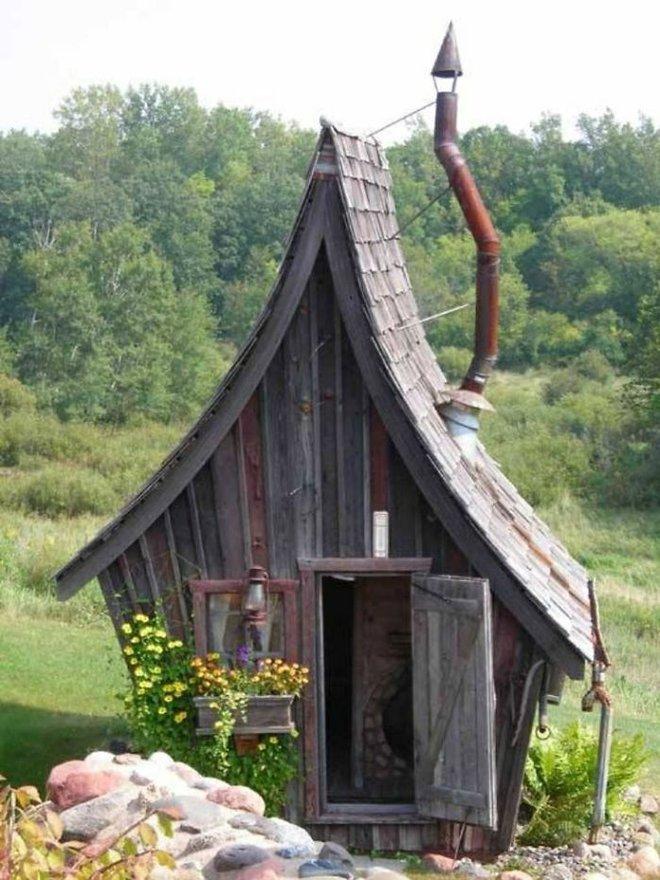 Hóa ra xây chuồng gà cũng có thể sáng tạo được tới mức này - Ảnh 7.