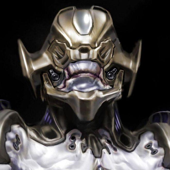 Tiết lộ tạo hình ban đầu của Chitauri trong Avengers - Ảnh 1.