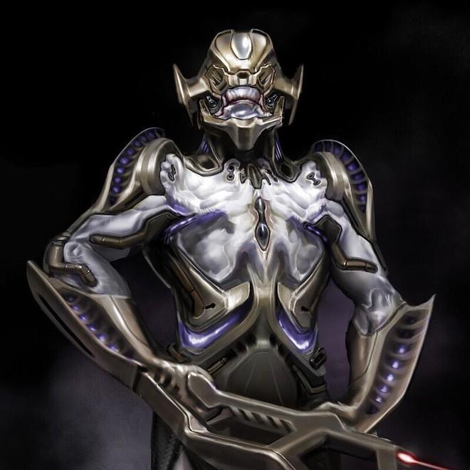 Tiết lộ tạo hình ban đầu của Chitauri trong Avengers - Ảnh 3.