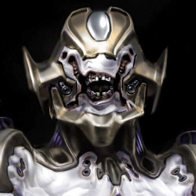 Tiết lộ tạo hình ban đầu của Chitauri trong Avengers - Ảnh 2.