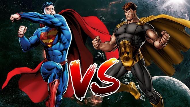 Nếu Superman chiến đấu với Hyperion của Marvel thì ai sẽ là người chiến thắng? - Ảnh 1.