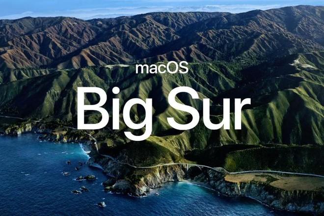 """Bản cập nhật macOS Big Sur khiến một số mẫu MacBook Pro cũ bị biến thành """"cục gạch"""" - Ảnh 1."""