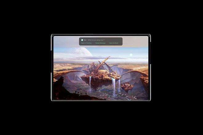 OPPO ra mắt X 2021: Smartphone với màn hình có thể cuộn lại đầu tiên trên thế giới - Ảnh 6.