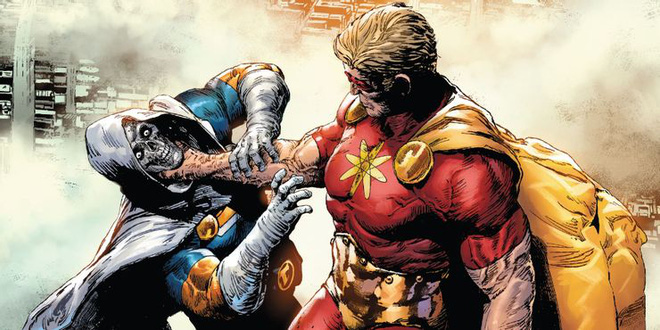 If Superman fought Marvel's Hyperion, who would win?  - Photo 4.