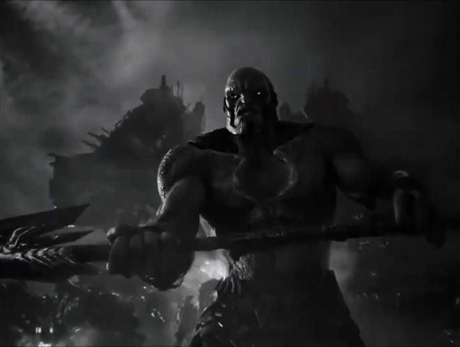 Trailer tiếp theo của Justice League với nhiều chi tiết mới, Steppenwolf được diện bộ giáp hầm hố hơn rất nhiều - Ảnh 2.