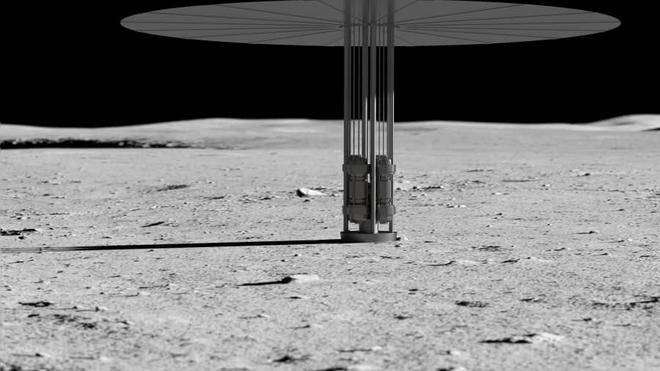 Tại sao NASA muốn xây lò phản ứng hạt nhân trên Mặt Trăng? - Ảnh 1.