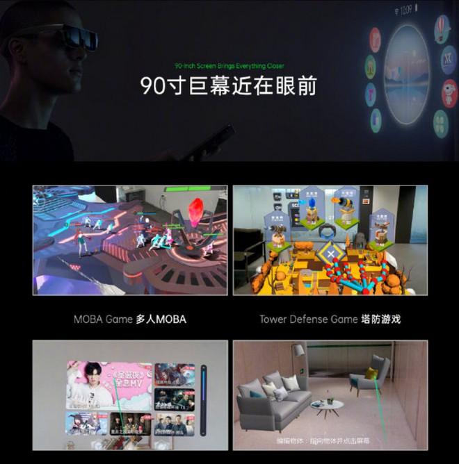 Oppo giới thiệu kính AR Glass 2021: Cải tiến thiết kế thời trang hơn, hỗ trợ âm thanh và trình chiếu nội dung trực tuyến - Ảnh 6.
