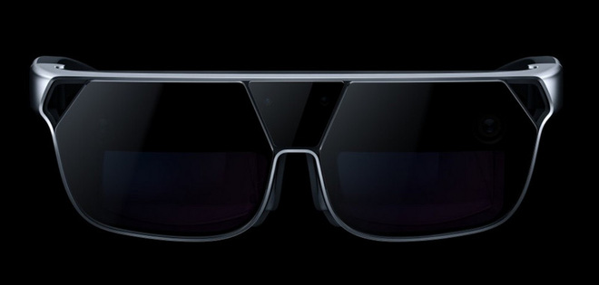Oppo giới thiệu kính AR Glass 2021: Cải tiến thiết kế thời trang hơn, hỗ trợ âm thanh và trình chiếu nội dung trực tuyến - Ảnh 1.