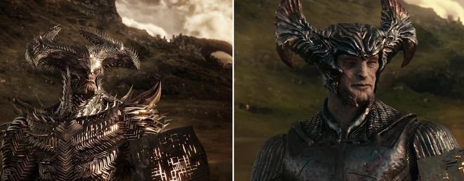 Trailer tiếp theo của Justice League với nhiều chi tiết mới, Steppenwolf được diện bộ giáp hầm hố hơn rất nhiều - Ảnh 12.
