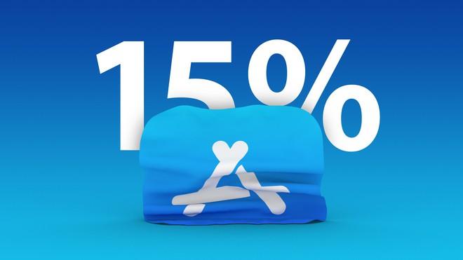 Apple bất ngờ giảm mức phí App Store từ 30% xuống 15% cho hầu hết các nhà phát triển - Ảnh 1.