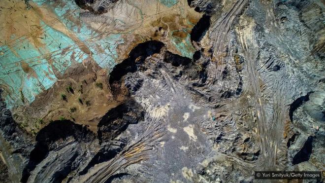 Trong cơn khát của cải vật chất, con người trải sẹo trên bề mặt Trái Đất - Ảnh 34.
