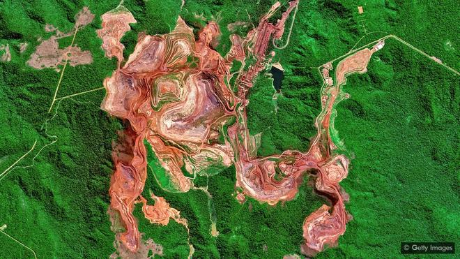 Trong cơn khát của cải vật chất, con người trải sẹo trên bề mặt Trái Đất - Ảnh 14.