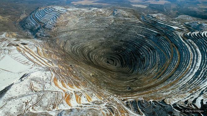 Trong cơn khát của cải vật chất, con người trải sẹo trên bề mặt Trái Đất - Ảnh 16.