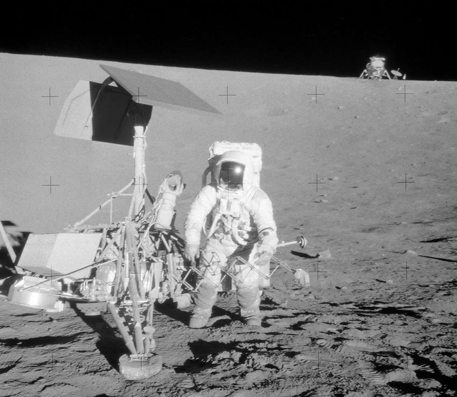 Thiên thạch sắp bay qua Trái đất hoá ra lại là tên lửa cũ mà con người từng phóng lên Mặt trăng - Ảnh 2.