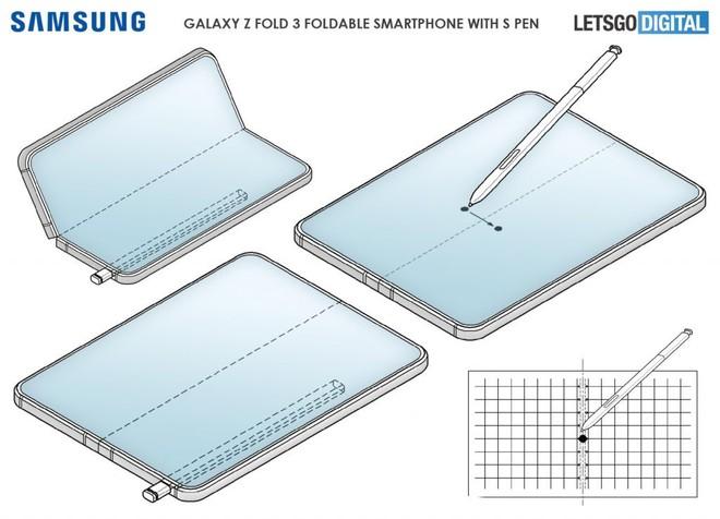 Thêm bằng chứng cho thấy Galaxy Z Fold 3 sẽ được tích hợp bút S Pen - Ảnh 2.
