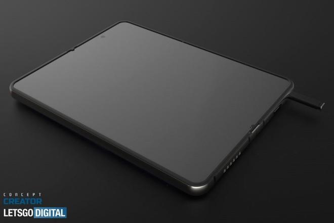 Thêm bằng chứng cho thấy Galaxy Z Fold 3 sẽ được tích hợp bút S Pen - Ảnh 3.