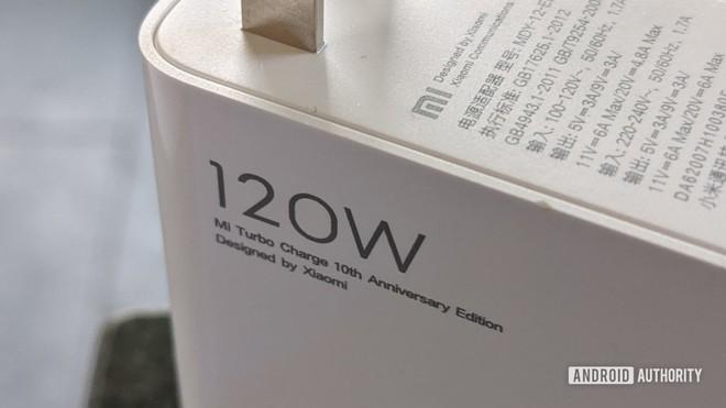 Thử nghiệm thực tế bộ sạc 120W của Xiaomi: Tốc độ có cải thiện nhưng nhiệt độ tăng rất cao, liệu có xứng đáng? - Ảnh 1.