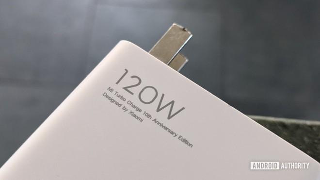Thử nghiệm thực tế bộ sạc 120W của Xiaomi: Tốc độ có cải thiện nhưng nhiệt độ tăng rất cao, liệu có xứng đáng? - Ảnh 3.