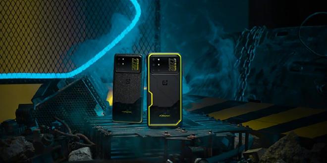 OnePlus 8T phiên bản Cyberpunk 2077 ra mắt: Thiết kế cực chất, giá 14 triệu đồng - Ảnh 1.