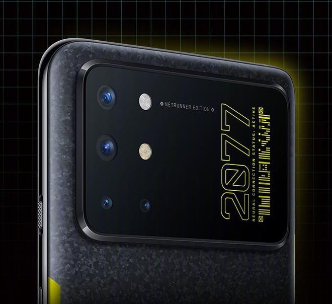 OnePlus 8T phiên bản Cyberpunk 2077 ra mắt: Thiết kế cực chất, giá 14 triệu đồng - Ảnh 2.