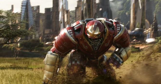 Tại sao chương trình áo giáp Hulkbuster của Iron Man được gọi là Veronica - Ảnh 4.
