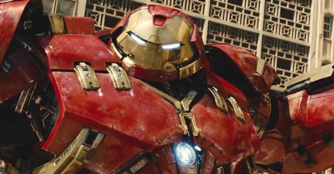 Tại sao chương trình áo giáp Hulkbuster của Iron Man được gọi là Veronica - Ảnh 2.