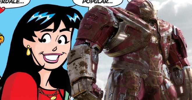 Tại sao chương trình áo giáp Hulkbuster của Iron Man được gọi là Veronica - Ảnh 1.