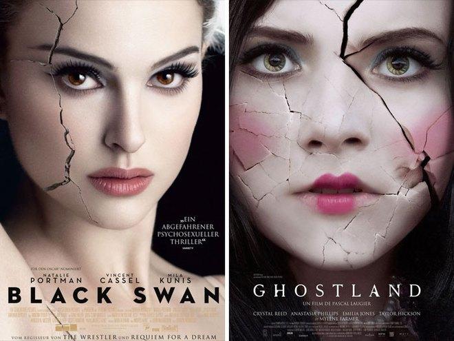 """Những pha """"mượn ý tưởng cực khét của designer khiến poster 2 bộ phim vốn không liên quan lại giống nhau đến kỳ lạ - Ảnh 12."""