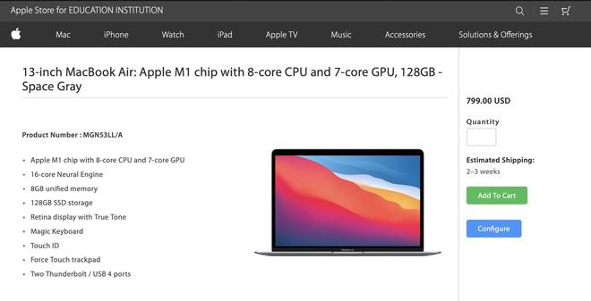 Chiếc MacBook Air giá rẻ mà Apple không bán cho người dùng - Ảnh 2.