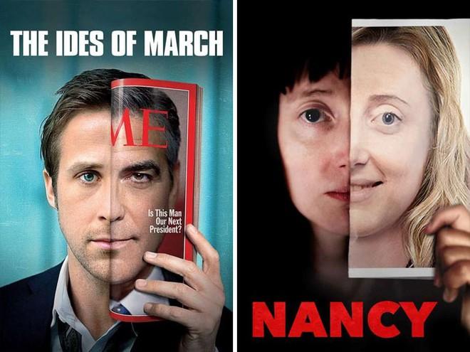"""Những pha """"mượn ý tưởng cực khét của designer khiến poster 2 bộ phim vốn không liên quan lại giống nhau đến kỳ lạ - Ảnh 26."""